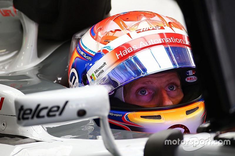 """""""Hay algo que no siento con el coche"""", dice Grosjean"""