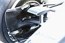 Tech update: De front brake duct op de Mercedes W07