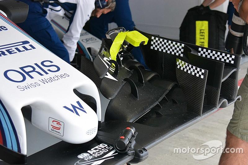 Las actualizaciones de Williams funcionan y apuntan al podio