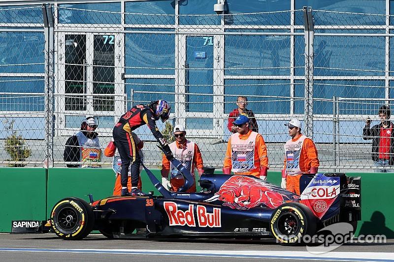 Ферстаппен рассчитывал побороться с пилотами Williams