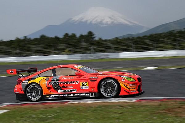 明暗分けた新型GT3。しかし、決勝では……