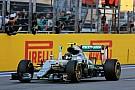 Nico Rosberg in Sochi: Schnellste Rennrunde im Sicherheitsmodus