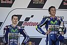 Rossi en Lorenzo vrezen wisselvallige Franse weer