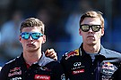 Kvyat correrá con Toro Rosso y Verstappen con Red Bull en España