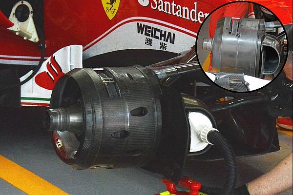 Análise técnica: as armas da Ferrari para chegar na Mercedes
