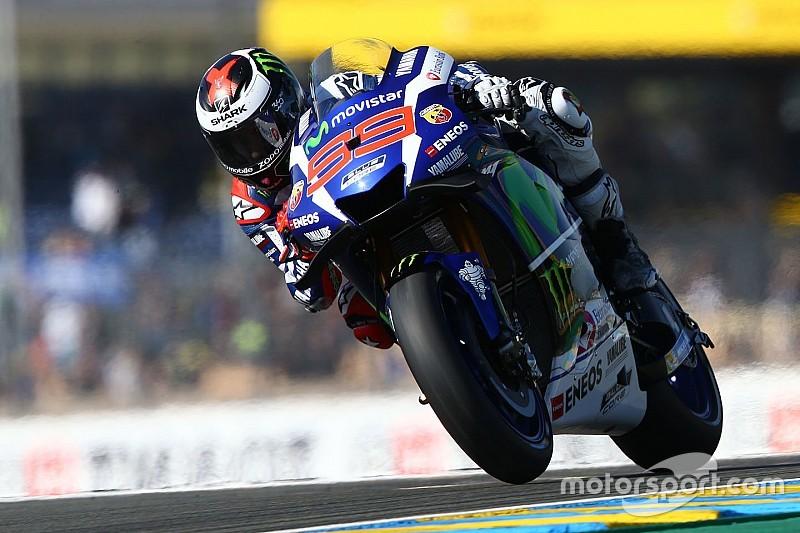 Le Mans, Libere 2: Jorge Lorenzo prova a scappare