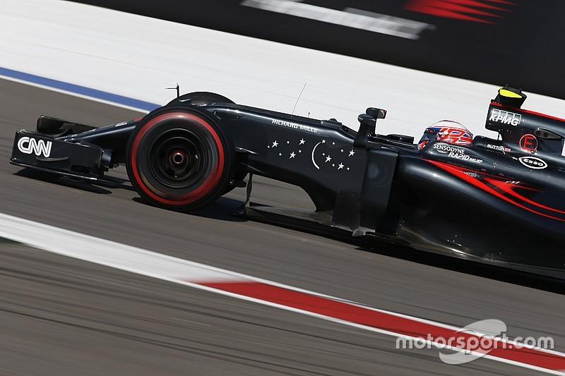 迈凯伦为西班牙大奖赛准备新底板、尾翼和车身