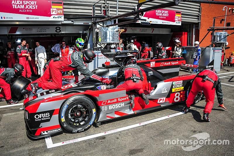 Spa, 6°Ora: è trionfo Audi con Jarvis-Di Grassi-Duval