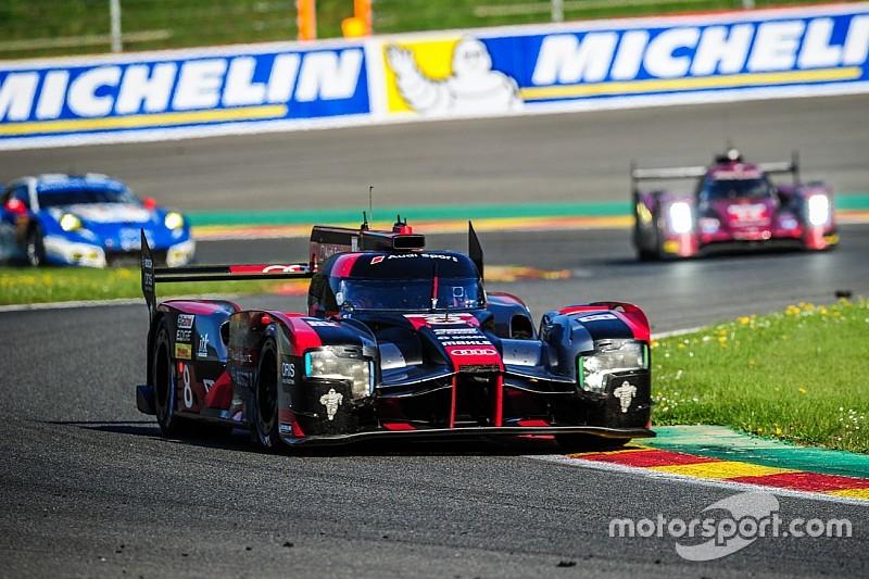 Pilotos de Audi aceptan que ganaron con mucha suerte