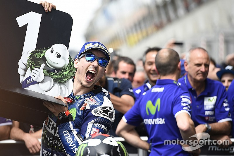 Lorenzo prijst Michelin na ijzersterk weekend in Le Mans