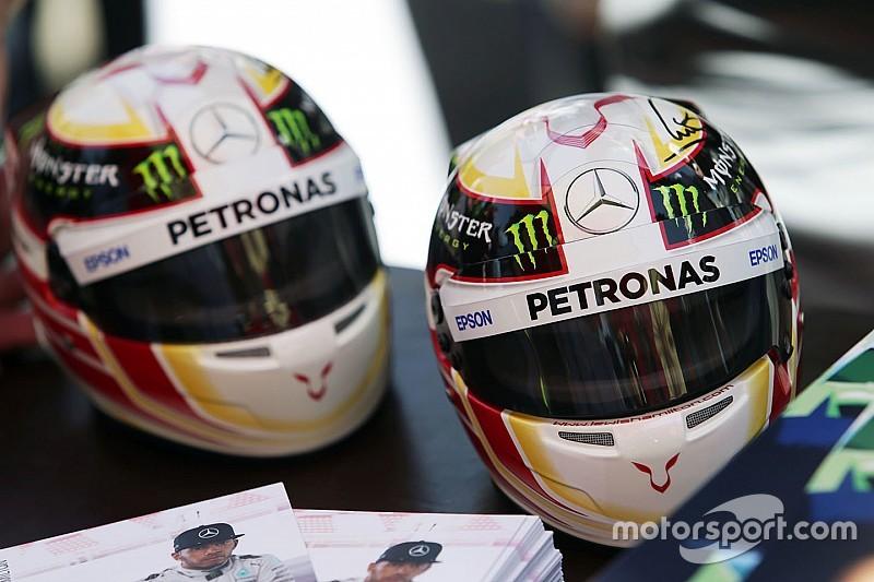 La F1 retrasa hasta Mónaco la prohibición de lanzar los tear-off a la pista