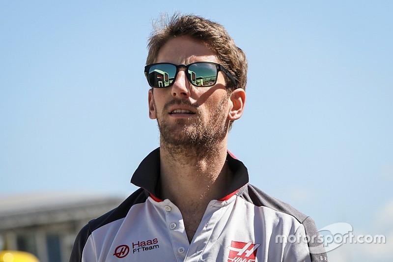 Grosjean zou voorkeur geven aan NASCAR-debuut op Sonoma