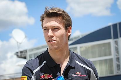 """Kvyat - Une décision """"choc"""" de Red Bull sans """"vraie explication"""""""