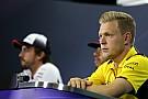 Magnussen considera que es posible marcar más puntos para Renault