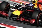 Verstappen achtste op eerste dag bij Red Bull, Rosberg bovenaan