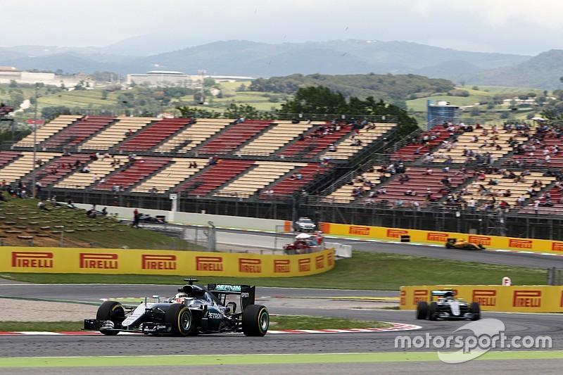 Mercedes sorprendido por la diferencia con Ferrari