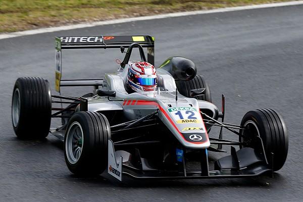 Евро Ф3 Рассел одержал победу во второй гонке в По