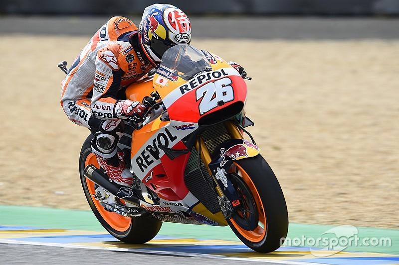 Педроса останется в Honda как минимум до 2018-го