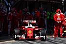 Феттель раскритиковал тактику Ferrari