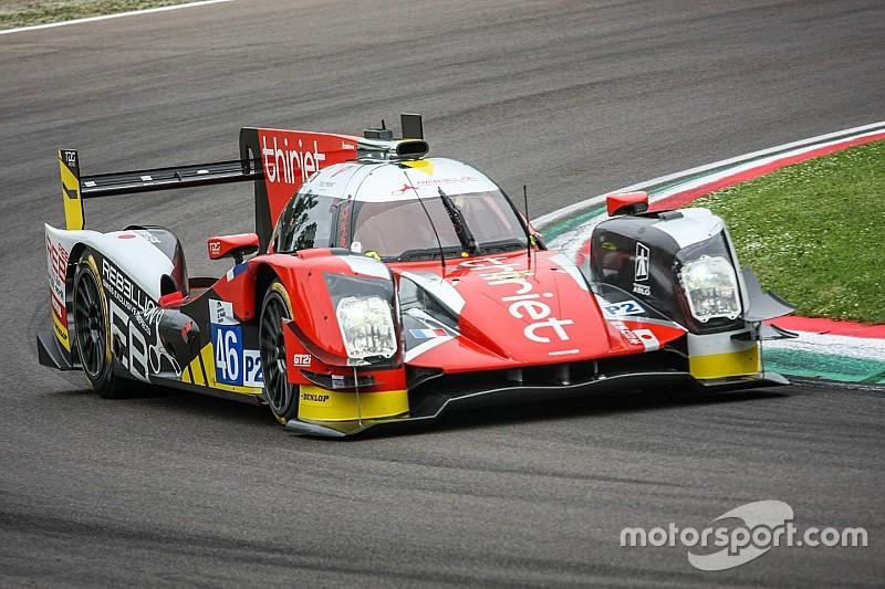 Thiriet by TDS Racing sort du déluge