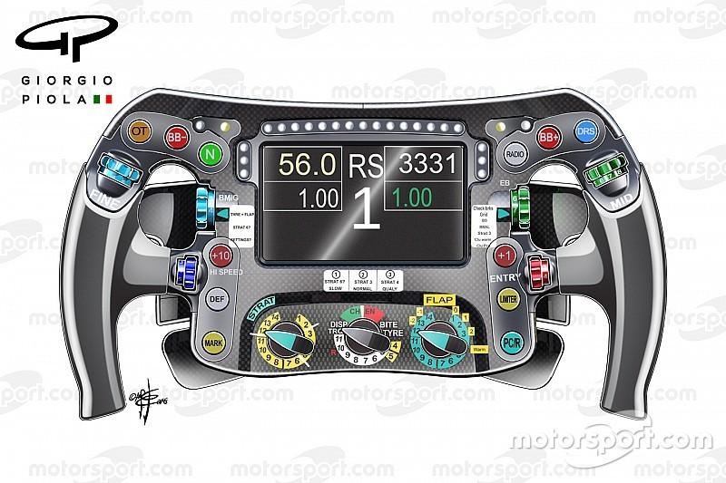 Rosberg llevaba un 'modo' equivocado en el setting de su motor