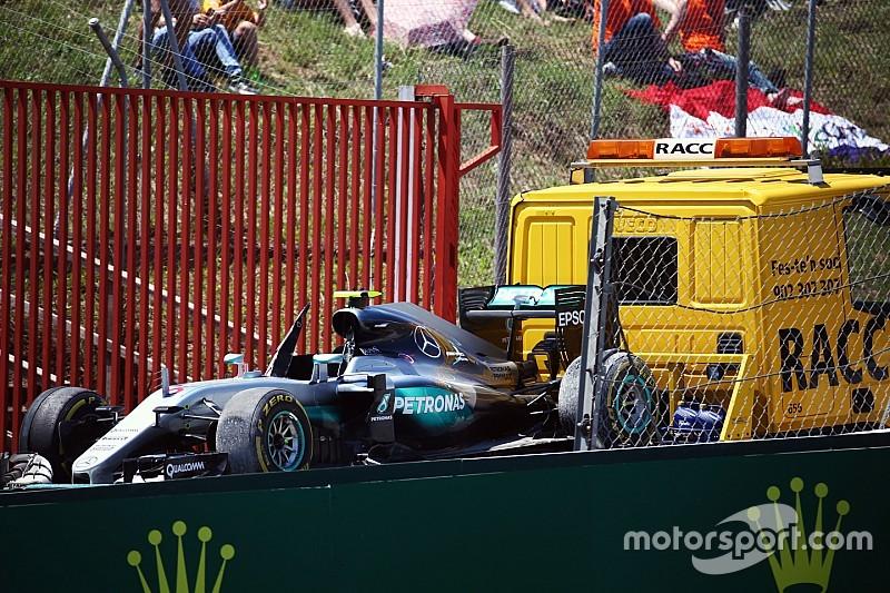 Вольф подтвердил ошибку Росберга с настройками мотора