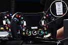 Der Fehler, der zum Crash zwischen Rosberg und Hamilton führte