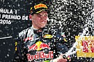 Max Verstappen verkozen tot Driver of the Day