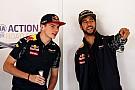 La Red Bull ha deciso all'ultimo di schierare Ricciardo nei test