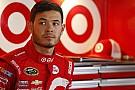 Larson sueña con correr la Indy 500