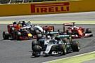 Crash Hamilton/Rosberg een race-incident, zegt Prost