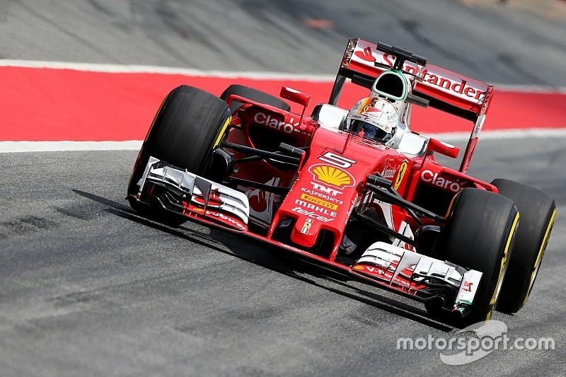Formel-1-Test in Barcelona: Sebastian Vettel mit erster Tagesbestzeit
