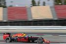 Новый мотор Renault вызвал у Ферстаппена положительные эмоции
