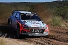 Hyundai se impone en el shakedown de Portugal