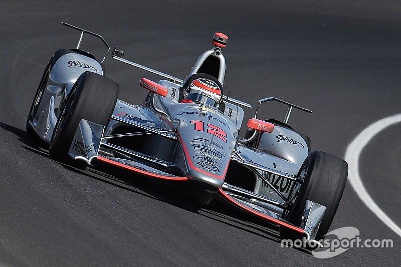 Will Power fue el más rápido antes de la clasificación