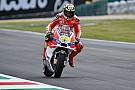 Iannone vuelve a ser el más rápido en el tercer libre