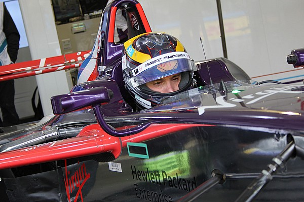 فورمولا إي فورمولا إي: فيرن أوّل المنطلقين في سباق برلين