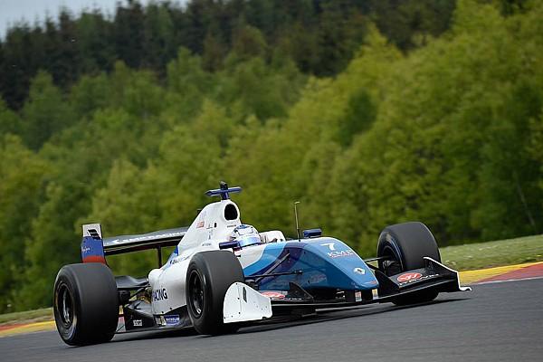 Spa F3.5: Orudzhev retiene a Dillmann para ganar la Carrera 1
