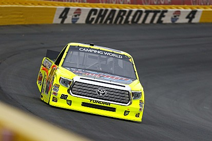 Trucks Charlotte: Matt Crafton siegt erstmals