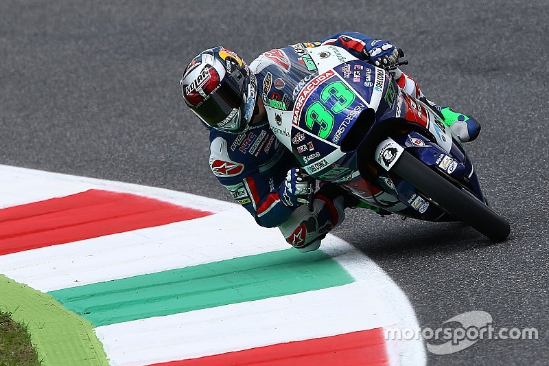 Warm-up: Bastianini voor Antonelli in Mugello