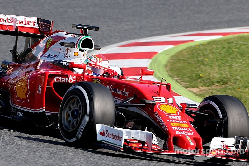 分析:法拉利将胎压视为提高排位赛成绩的关键