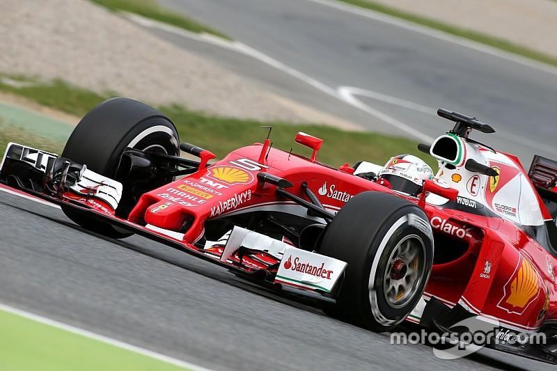 Vettel: Ferrari será 'fuerte' en Mónaco