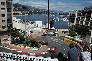 Formule 1 Actualités Le programme TV du Grand Prix de Monaco
