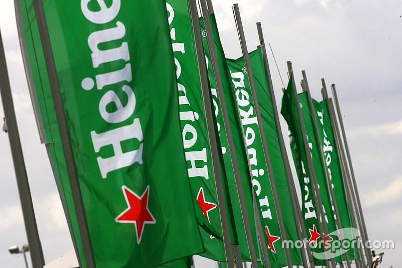 Heineken sponsor della F.1 per ingaggiare gli appassionati