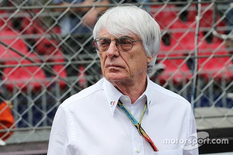 Bernie Ecclestone sigue siendo la persona más influyente en la F1