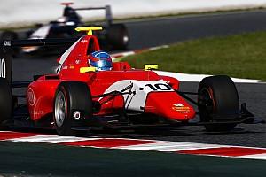 GP3 Actualités Les pilotes GP3 déplorent le manque de dépassements