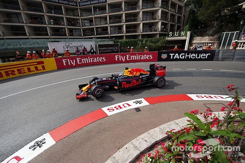 Ricciardo impresiona en los segundos libres de Mónaco