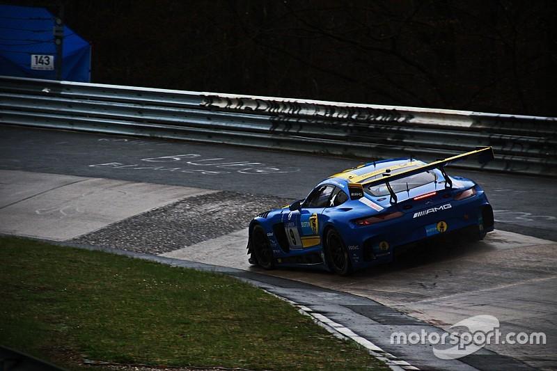 24 Ore del Nurburgring: Mercedes subito davanti nelle libere