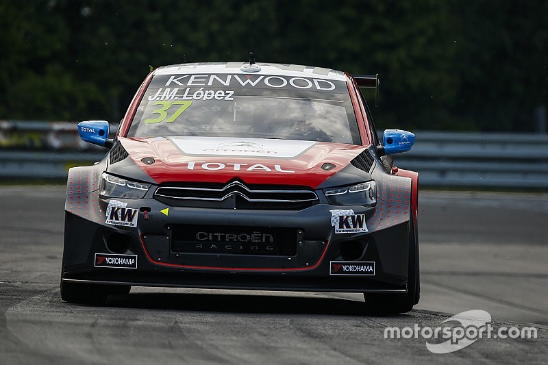 WTCC Nürburgring: Perfect weekend voor Lopéz, punten voor Catsburg