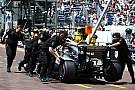 Проблемы Mercedes в квалификации были вызваны высокой температурой